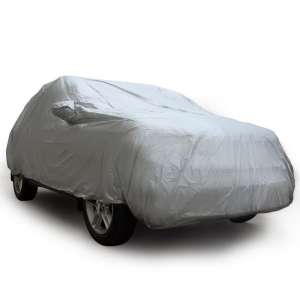 Защитный тент-чехол на автомобиль (кроссоверы SUV)