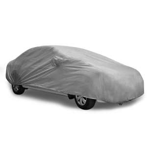 Защитный тент-чехол на автомобиль (седаны L)