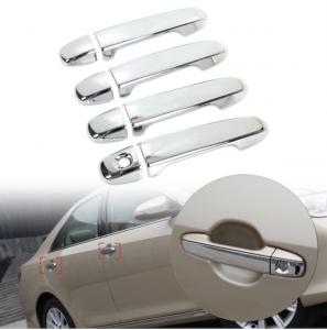 Хромированные накладки на ручки Toyota Camry 2011-2014