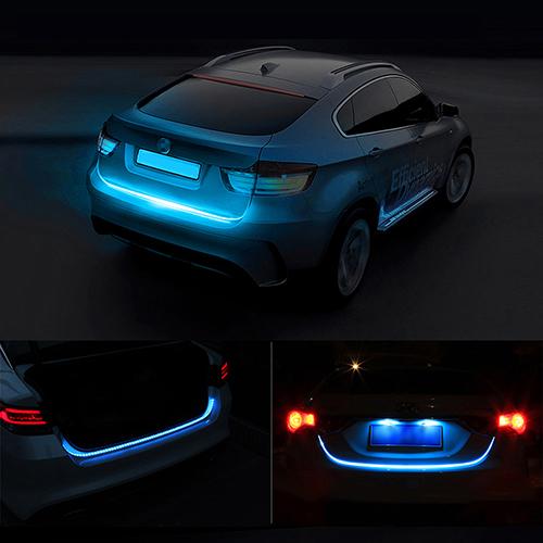 Динамическая подсветка двери багажника (120см), фото 3