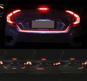 Динамическая подсветка двери багажника (150см)