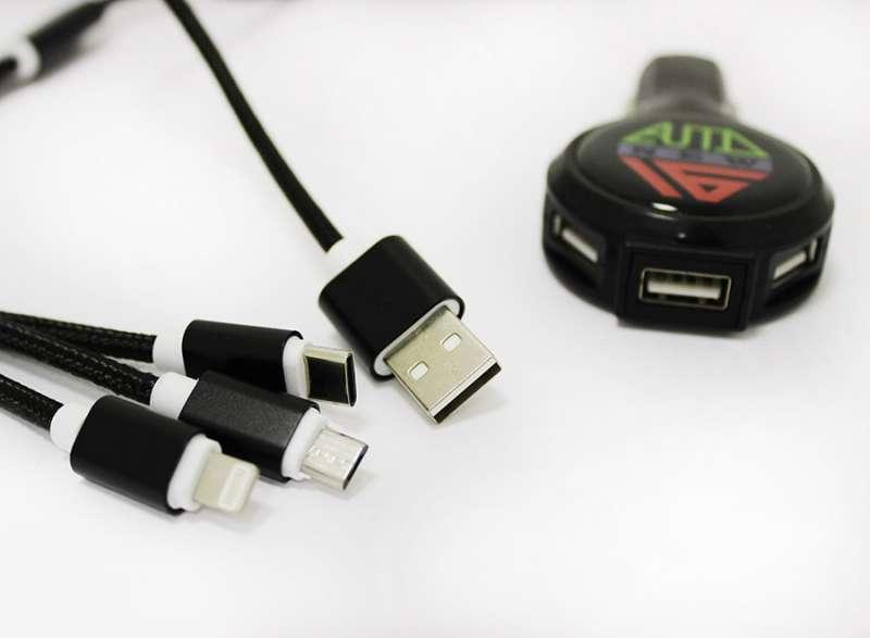 Автомобильное зарядное устройство Autonew16, фото 3