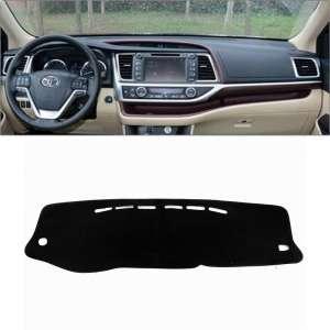 Защитное покрытие панели для Toyota Highlander (2016+)