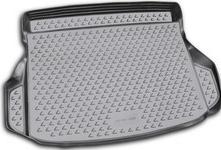 Коврик в багажник LEXUS LX570, 2012-> 5 мест, внед., серый