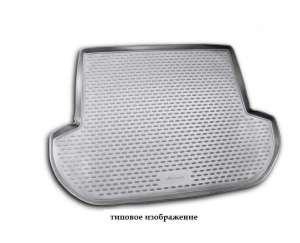 Коврик в багажник LEXUS RX350 2009-2015, кросс. для полноразмерной запаски, серый
