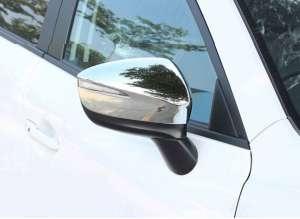 Накладки на зеркала заднего вида Mazda CX-5 2015-2017