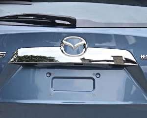 Молдинг на багажник Mazda CX-5 2015-2017