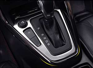 Внешняя окантовка ручки КПП Ford Focus (2015-2017)