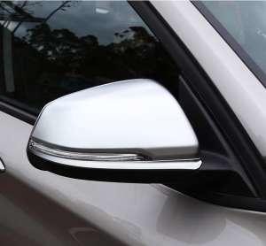Накладки на зеркала заднего вида BMW X1 (2015+)