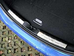 Внешняя накладка на бампер BMW 1 серия (2017+)