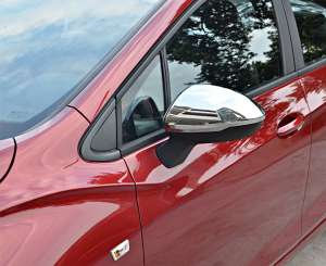 Накладки на зеркала заднего вида Chevrolet Cruze 2015+