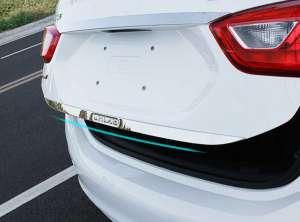 Молдинг на багажник (нижний) Chevrolet Cruze 2015+