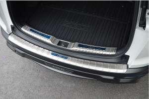 Внутренняя накладка на бампер (1 тип) Honda CR-V 2017+