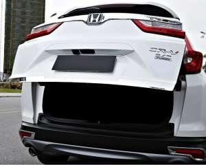 Молдинг на багажник (нижний, 1 тип) Honda CR-V 2017+