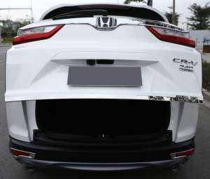 Молдинг на багажник (нижний, 2 тип) Honda CR-V 2017+