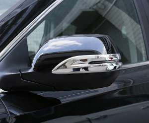 Накладки на зеркала заднего вида Honda CR-V 2017+