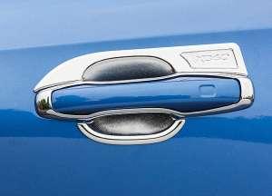 Накладки на дверные чаши Volvo XC60 2018+