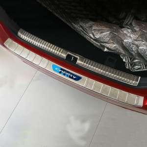 Внутренняя накладка на бампер Toyota Camry 2018+ (XV70)