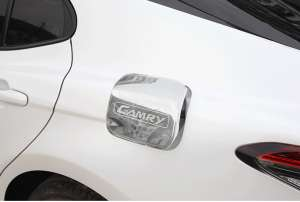 Накладка на крышку бензобака Toyota Camry 2018+ (XV70)