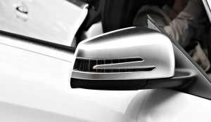 Накладки на зеркала заднего вида Mercedes-Benz GLA (2013-2017)