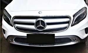Накладка на решетку радиатора Mercedes-Benz GLA (2013-2017)