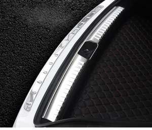Внутренняя накладка на бампер (2 тип) Mercedes-Benz GLA (2013-2017)