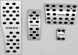 Накладки на педали Volvo XC90 (автомат ST-146-2)