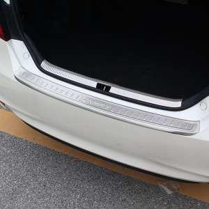 Накладка на бампер Toyota Camry XV50 (2012-2017)