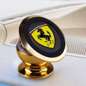 Магнитный держатель для телефона Ferrari