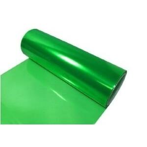 Зелёная тонировочная пленка