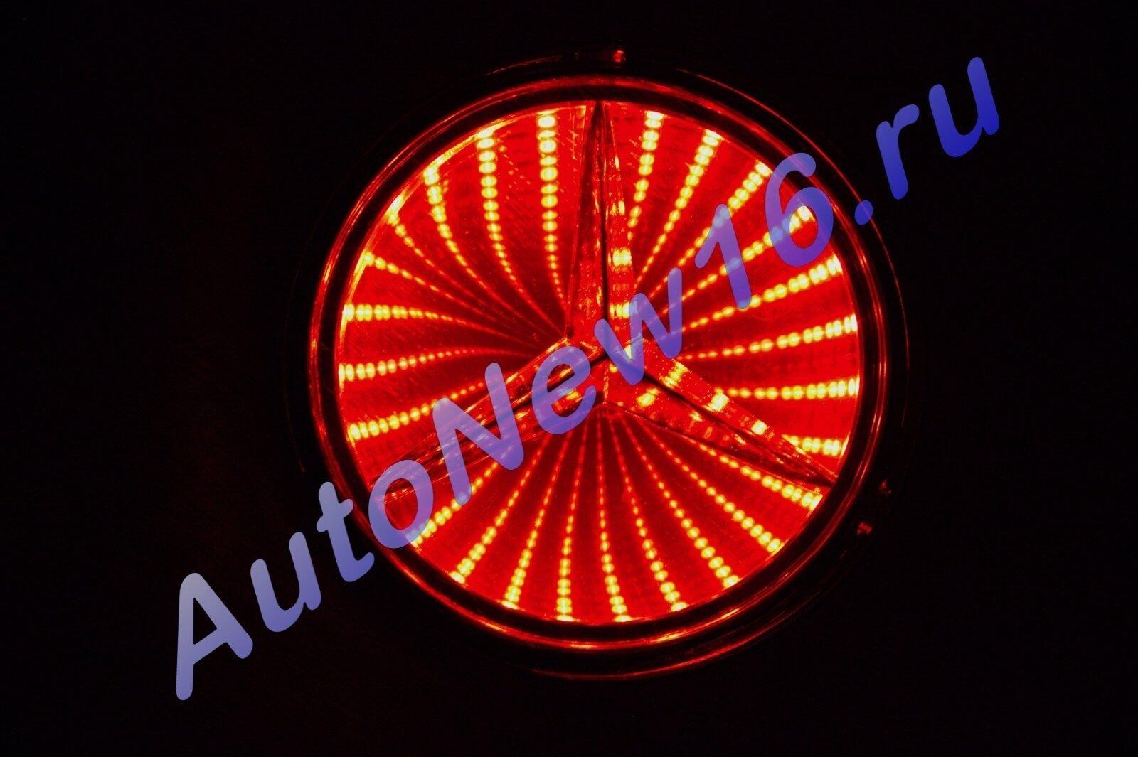 Шильдик с подсветкой Mercedes, фото 2