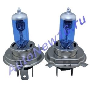 Галогеновая лампа белого свечения H4