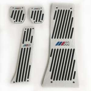 Накладки на педали BMW X5 (механика ST-005MT)