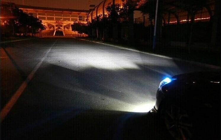 Стробоскопические дневные ходовые огни, фото 5