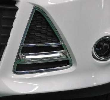 Дневные ходовые огни Ford Focus 2011 – 2015 (1 тип)