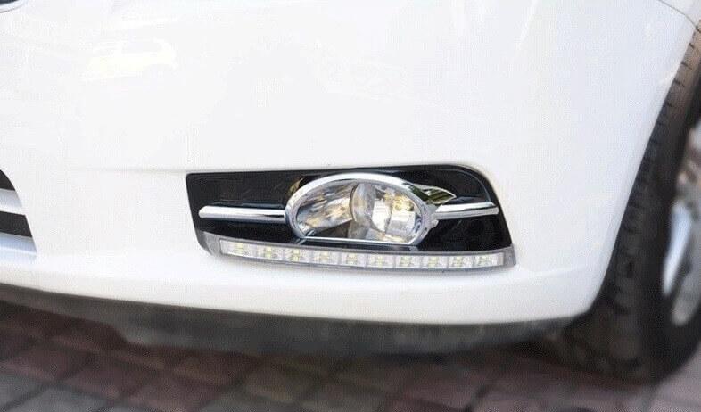 Дневные ходовые огни Chevrolet Cruze H