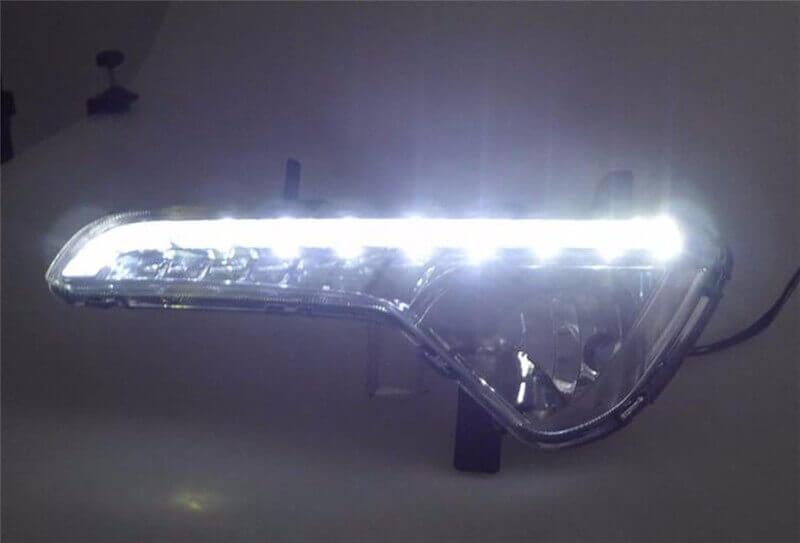 Дневные ходовые огни Kia Sportage 3, фото 15