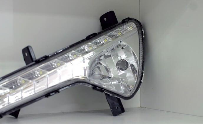 Дневные ходовые огни Kia Sportage 3, фото 3