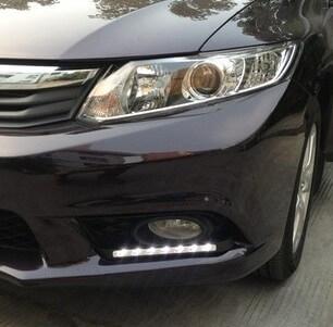 Дневные ходовые огни Honda Civic