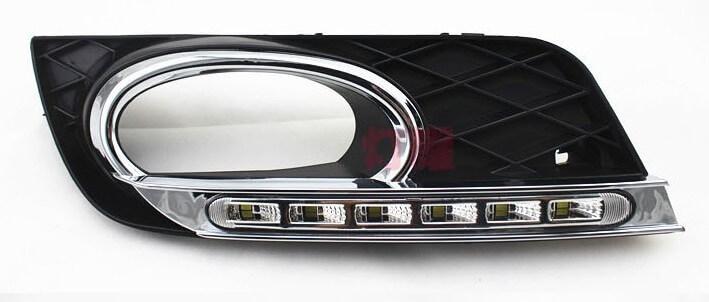 Дневные ходовые огни Honda Civic , фото 4