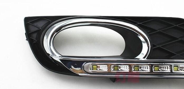 Дневные ходовые огни Honda Civic , фото 5