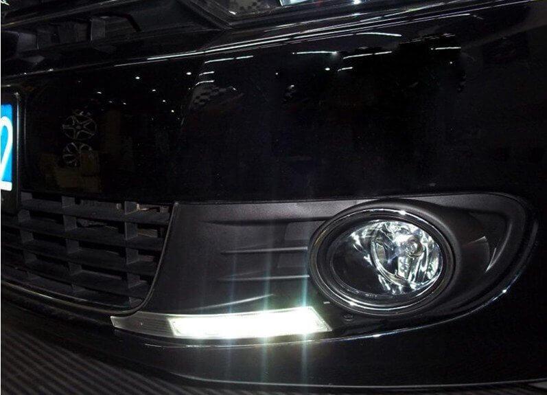 Дневные ходовые огни VW Golf 6, фото 7