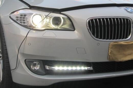 Дневные ходовые огни BMW 5 Series F10/F11 5