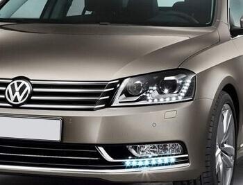 Дневные ходовые огни VW Passat B7