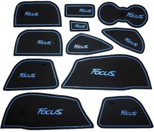 Коврики в подстаканники и в дверные ниши Ford Focus 3 H