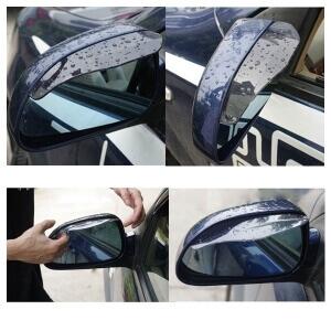 Дефлекторы боковых зеркал