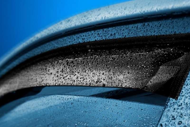 Дефлекторы Ford Mondeo