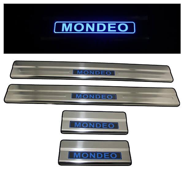 Накладки на пороги Ford Mondeo 2007-2014