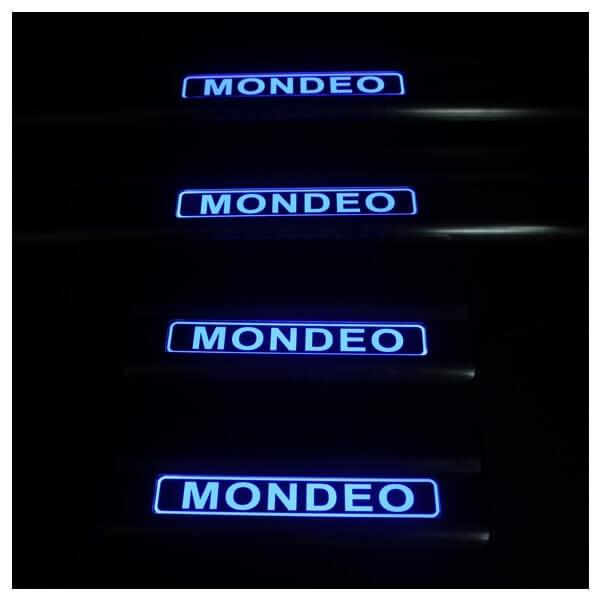 Накладки на пороги Ford Mondeo 2007-2014, фото 3