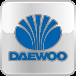 Уретановые подушки Daewoo